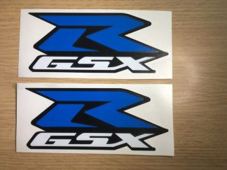 "Stickers150mm 6/"" DUCATI RACING x 2 Decals"
