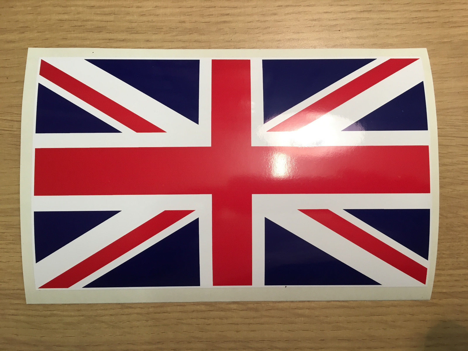 uk gb union jack flag vinyl sticker decal for your car. Black Bedroom Furniture Sets. Home Design Ideas